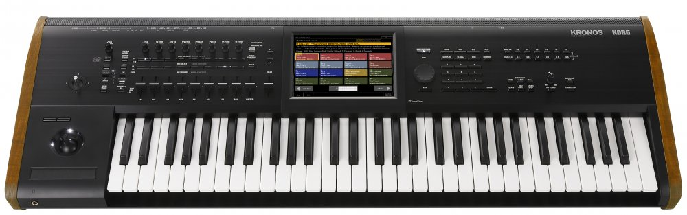 Korg KRONOS 2 61 - Workstation Model 2015